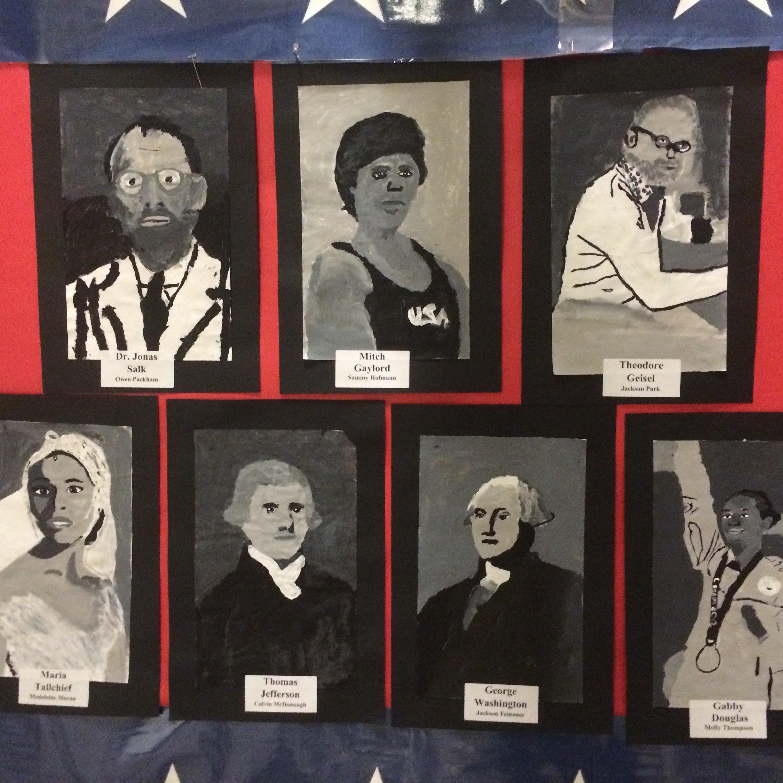 american portraits 1