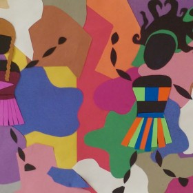 African-dancers